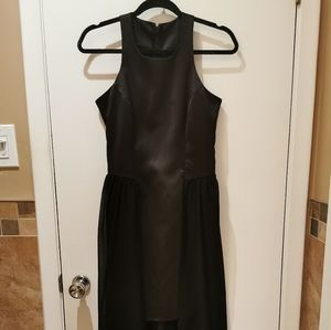 Lipsy London Black High Low Dress Size 6